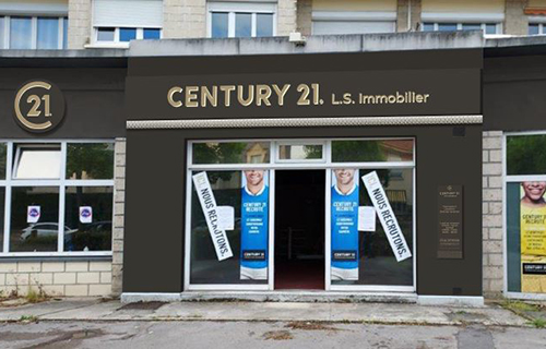 Agence immobilièreCENTURY 21 L.S. Immobilier, 02200 SOISSONS